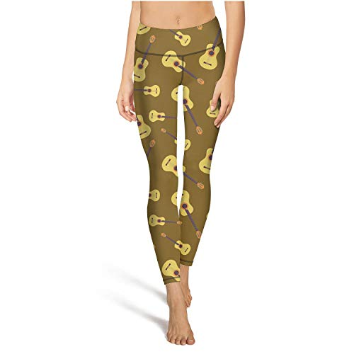 Price comparison product image AWAWE six-String Guitar Leggings Outfit neon Workout Clothes