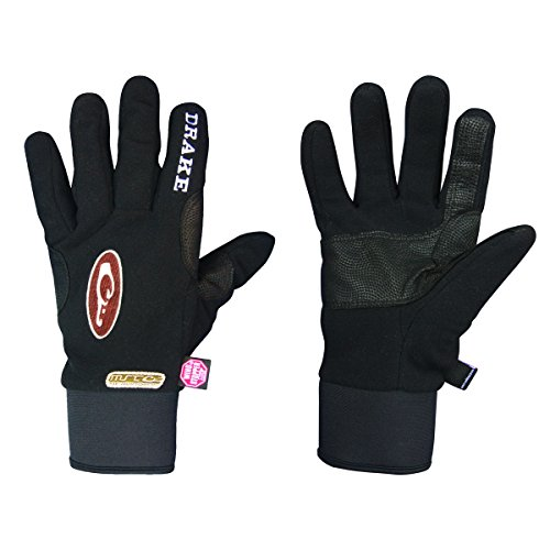 Drake MST WindStopper Fleece Shooters Glove (Black) (Men's Medium)