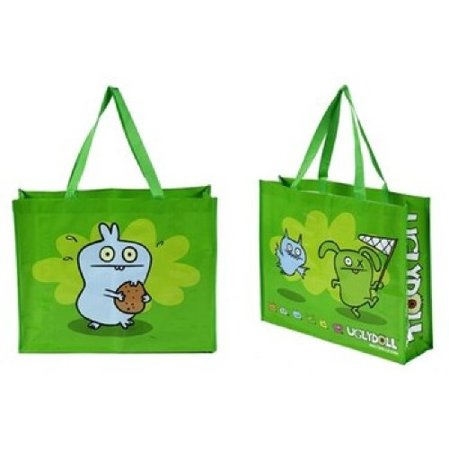 - UglyDoll Ugly Tote Bag, Green