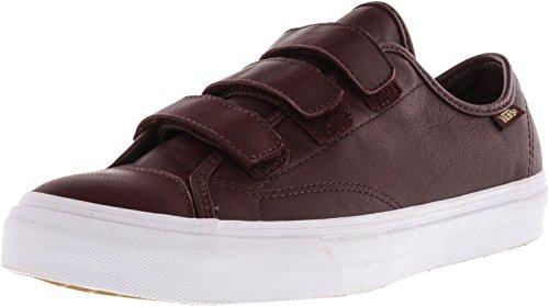 Vans Unisex Schuhe Stil 23 V (Canvas) Skate Sneakers 2 Ton Leder Port Royale