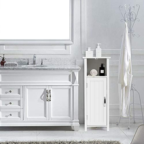 home, kitchen, furniture, accent furniture,  storage cabinets 3 discount Tangkula Bathroom Storage Cabinet, Multifunctional Storage Cabinet with in USA