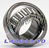 L44643/L44610 Taper Roller Wheel bearing (cone+cup) Taper Bearings