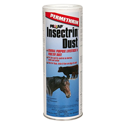Prozap Insectrin Dust Livestock