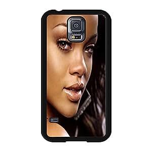 Customized Rihanna Phone Case Cover For Samsung Galaxy s5 i9600 Rihanna Sexy Design