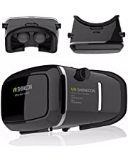 Virtual Reality VR 3D IMAX Video Games Glasses Cardboard for iPhone 6s 6 plus