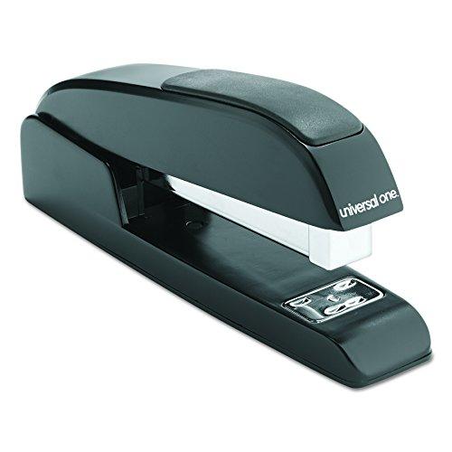 Full Strip Executive Desktop Stapler (Universal 43138 Executive Full-Strip Stapler, 20-Sheet Capacity, 3 1/2