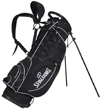 Spalding SP 304 0005 - Bolsa con trípode para palos de golf ...