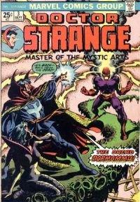 with Doctor Strange Comic Books design