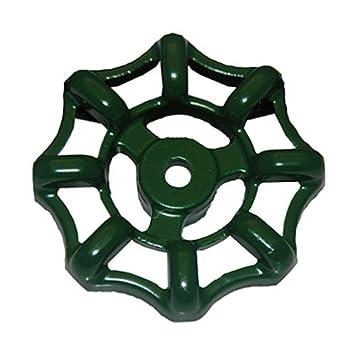 Amazon.com: LASCO 01-5109 Metal Outside Faucet Hose Bibb Round Wheel ...