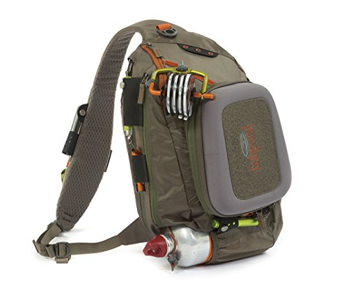 Fishpond Summit Sling, Gravel One Size