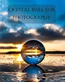 MerryNine Professional Photography Lensball, K9 Crystal Glass Ball with Pouch (80mm Ball + 4cm Stand)
