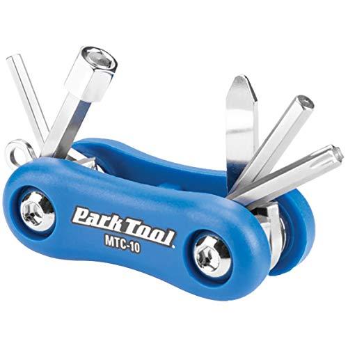Park Tool MTC Composite Multi-Tool Blue, MTC-10