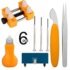 Watch Battery Replacement Tool Kit for W...