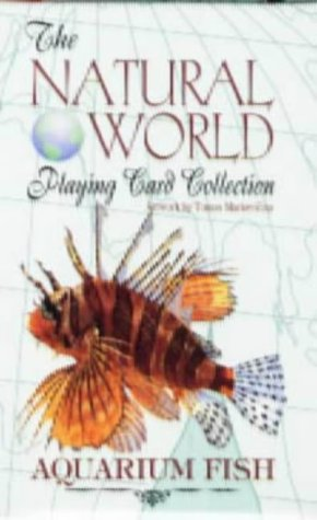 Aquarium Fish Playing Cards (The Natural World Playing Card Collection)