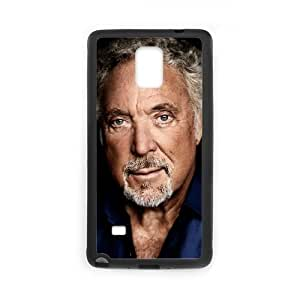 Tom Jones Samsung Galaxy Note 4 Cell Phone Case Black xxuc