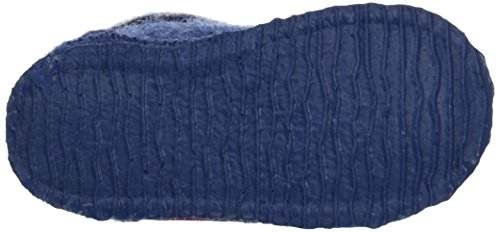 Giesswein Kristiansand, Zapatillas Altas Unisex Niños, Azul (Jeans), 35 EU
