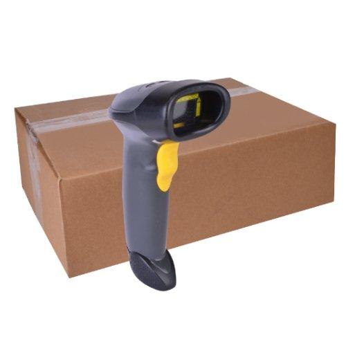 Symbol LS2208 USB Handheld Laser Barcode Scanner - Black