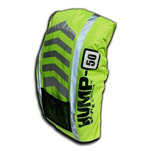 Respro Hi-Viz Hump Waterproof Rucsac Cover 50 Litres 0233