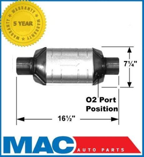 Catco 2516 Federal / EPA Catalytic Converter - Universal OBDII