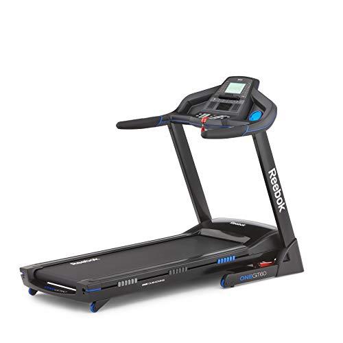 Reebok GT60 One Series Treadmill - Black