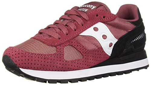 Saucony Unisex Running Shoes Adults' Shadow Maroon Original Trail 4rA4Rq