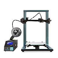 "SainSmart x Creality CR-10 3D Printer, 11.8""x11.8""x15.8"", Resume Printing, Semi-Assembled by SainSmart"