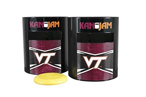 - Kan Jam NCAA Virginia Tech Hokies Disc Gamevirginia Tech Hokies Disc Game, Team Color, 11.875