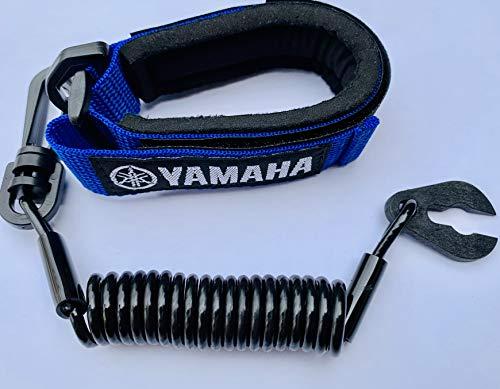YAMAHA SUPERJET SJ WAVERUNNER GP XL VX VXR RAIDER LX SHO NEW LANYARD Blue Black