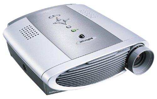 Infocus LP500 DLP Video Projector (Projector Infocus Data)