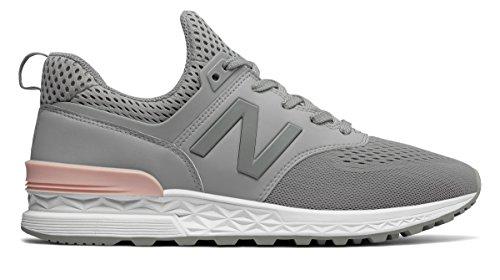 兄アッパー天(ニューバランス) New Balance 靴?シューズ メンズライフスタイル 574 Sport Grey グレー US 8.5 (26.5cm)