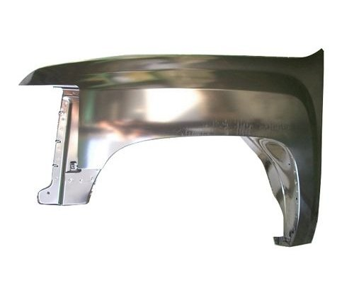 OE Replacement GMC Sierra Front Driver Side Fender Assembly Partslink Number GM1240342