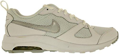 Nike Damen Nike Luft MAX MUSE Damen Laufschuhe White/Metallicplatinum