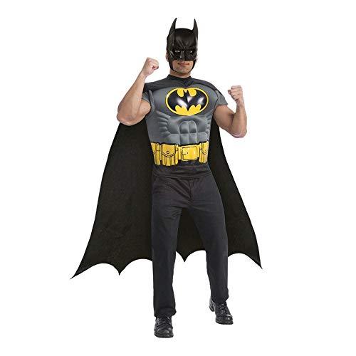 Rubie's DC Comics Batman Muscle Chest Adult Costume Kit - X-Large -