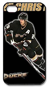 Anaheim Ducks Customizable iphone 4/4s Case by icasepersonalized