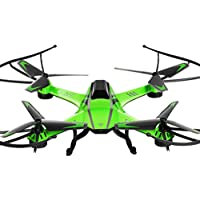 RC Quadcopter, Gotd A8 4CH 6-Axis Gyro 0.3MP Camera RC Quadcopter 360° Flips Aircraft Drone Toy, Green