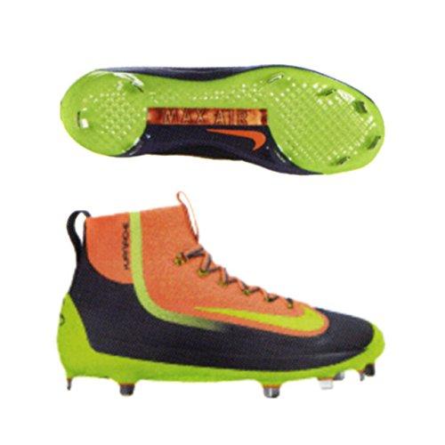 Nike Air HUARACHE 2KFILTH ELITE Mid Baseball Cleats (10, ...