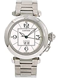 Pasha Automatic-self-Wind Female Watch W31055M7 (Certified Pre-Owned)