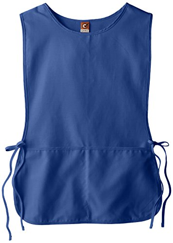 (Red Kap Chef DesignsCobbler Apron, Royal Blue, Medium)