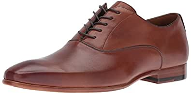 Aldo Men's Craosa Oxford, Cognac, 9 D US