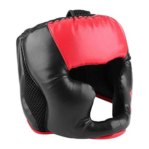 Boxing Headguard - Boxing Headgear Sparring Helmet Protector for Boxing,Muay Thai Taekwondo Karate