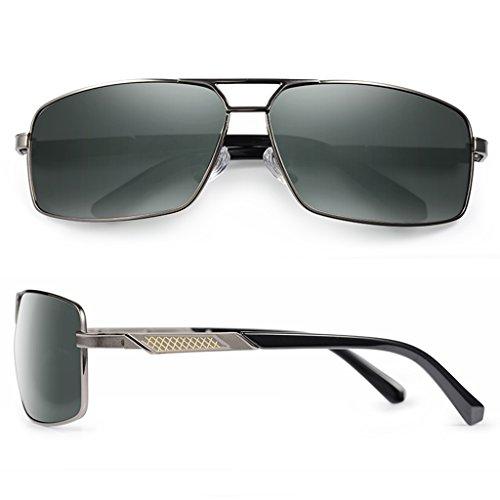 88cca92a95 Outlet Gafas de sol Gafas de sol polarizadas para hombres Mirror Driver  Male Glasses (Color