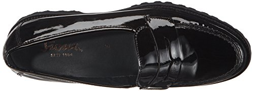 Sioux Schwarz Loafers Women's Vedara Black gSrgZq