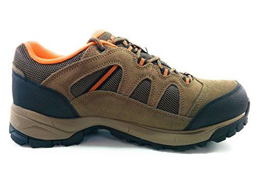 Brown Shoes Men's Hiking Hi Tec tI1Ynqg