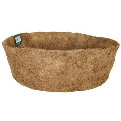 Gardman R890 Basket Shaped Coco Liner, 20'' Wide 10'' High by Gardman