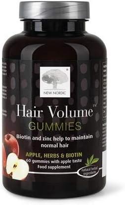 New Nordic Hair Volume Gummies 60Gumm