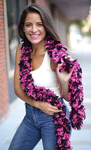 Morris Costumes Boa Featherless Bk Hot Pink ()