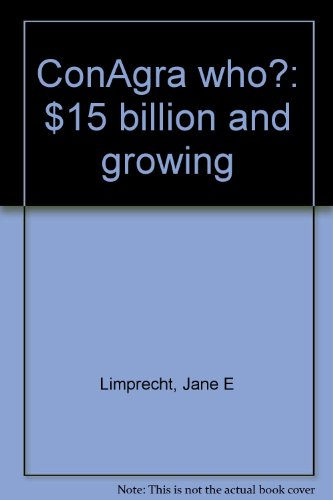 conagra-who-15-billion-and-growing