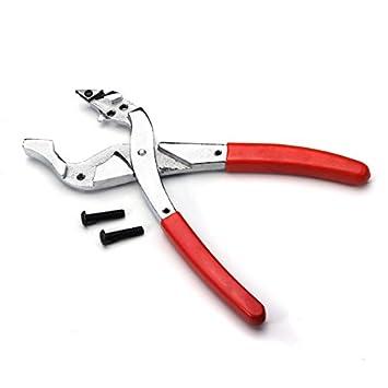 Saver Apertura de puerta de coche cubierta pinza Alicate cerrajero herramienta de desmontaje: Amazon.es: Electrónica