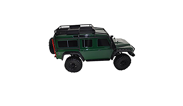 TRAXXAS TRX82056-4 TRX-4 LAND ROVER DEFENDER LIMITED EDITION ...