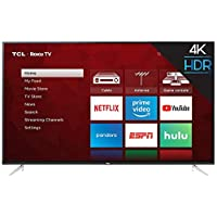 TCL 65S423 65-inch 4K UHD ROKU Smart LED TV Deals